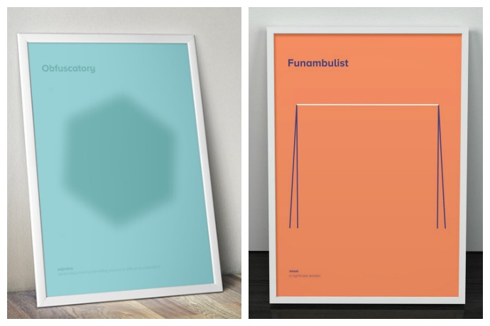 From Apricity to Zephyr: Posters that teach vocabulary, one SAT word at a time