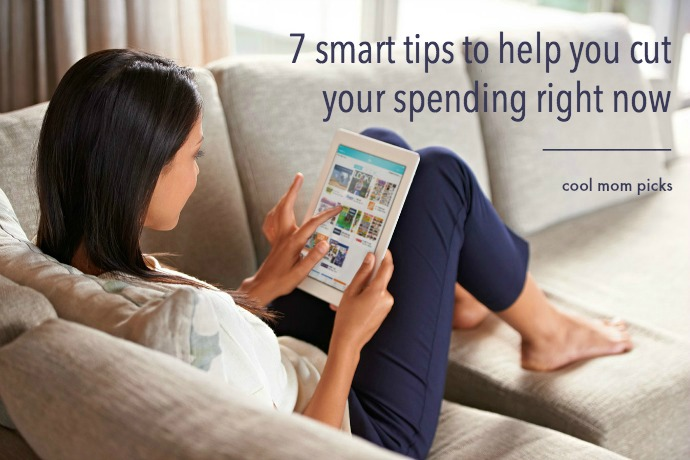 7 smart, surprising ways to help you cut your spending right now