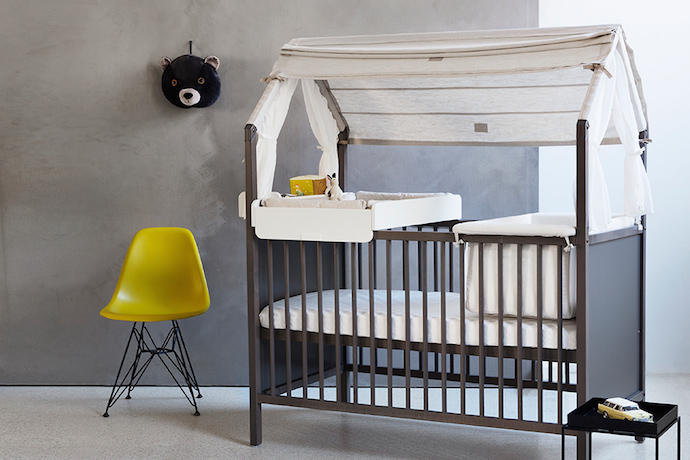 Exclusive first look at the modern Stokke Home furniture that grows with your kids