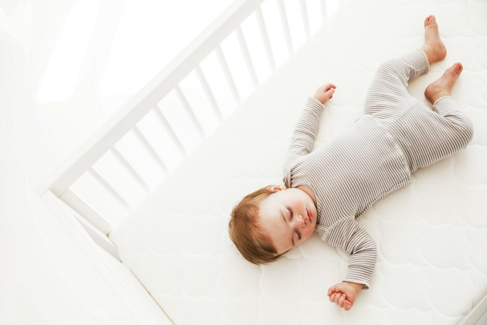 One of the best crib mattress we've found that helps parents sleep better too.