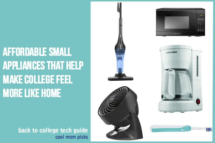 The coolest affordable small appliances for college | Back to school guide