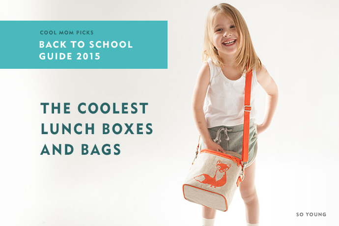 The coolest lunch boxes and bags for kids of all ages | Back to school guide 2015