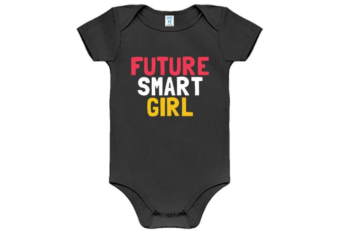 Future smart girls of the world, unite