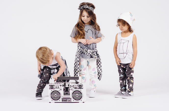 Lot801: Gender neutral clothes for cool kids that leave the stereotypes behind.