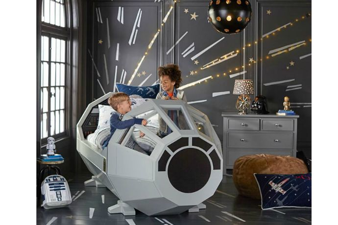 The Star Wars bed for kids that would make you you the intergalactic queen of the world on #ForceFriday