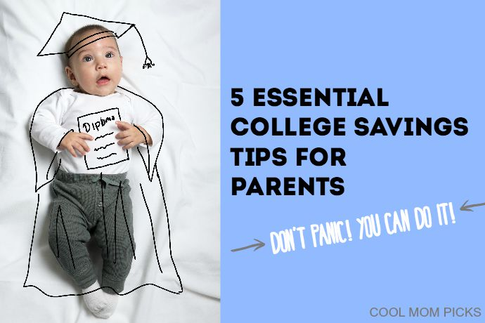 Really helpful expert college tuition savings tips for parents, and why you need to start immediately.