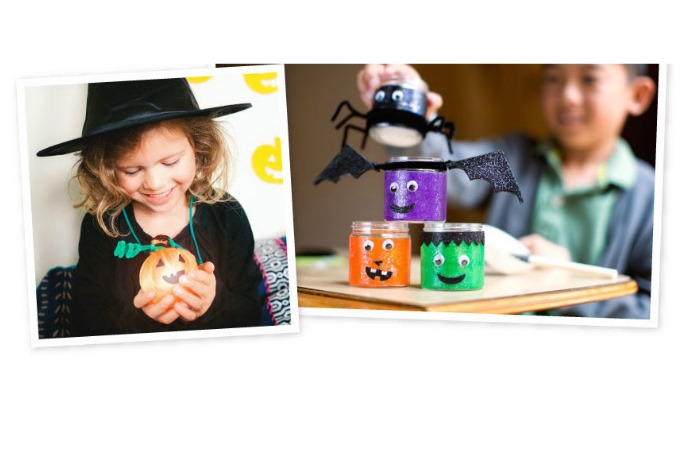 Kiwi Crate's new Halloween crafts for kids keep hands busy with something besides sneaking candy