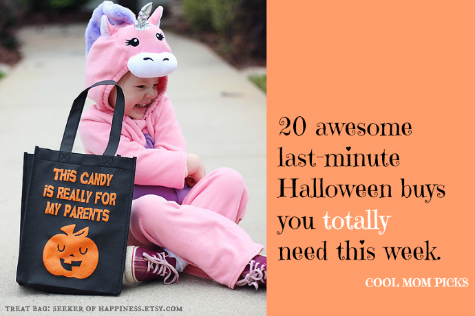 20 awesome last-minute Halloween buys you totally need this week