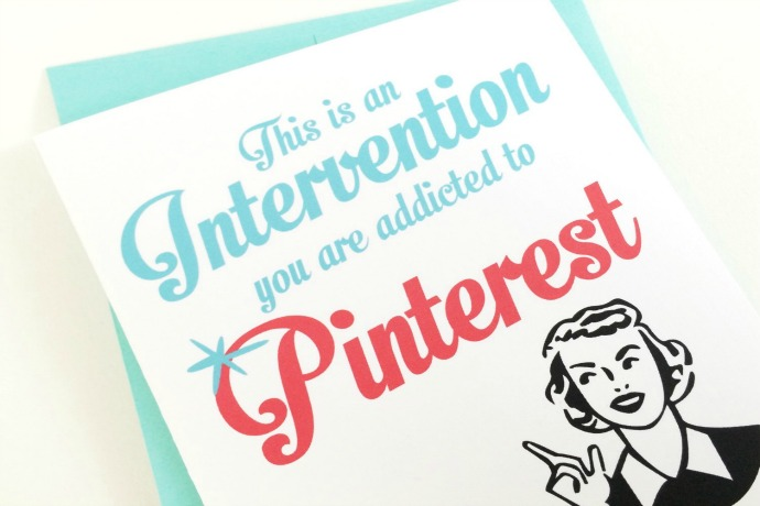 Do you have Pinterest Syndrome?