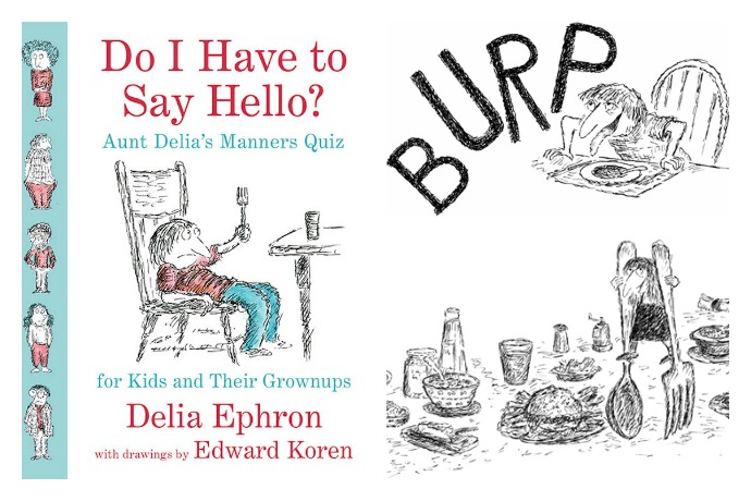 Books about manners for kids: 6 excellent options, just in time for the holidays