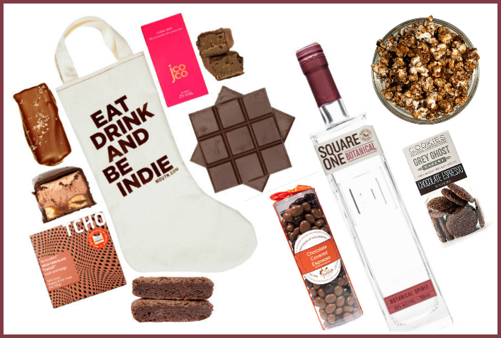 3 of the ultimate gourmet food gifts for anyone on your list with great taste. And a sense of humor