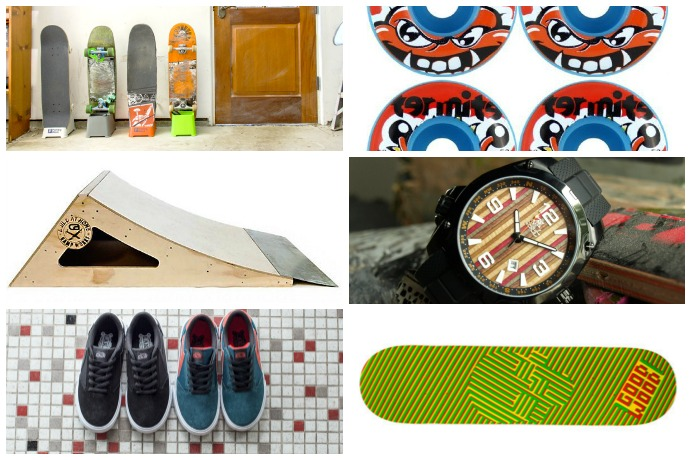 14 cool skateboarding gifts for your favorite shredder.