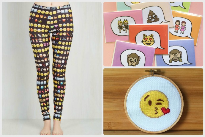Fun emoji gifts: For kids or kids at heart.