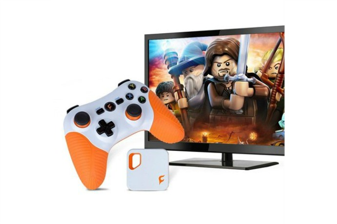 Sponsored Message: Flare Play gaming platform streams kid-friendly video games and educational content, right on your TV