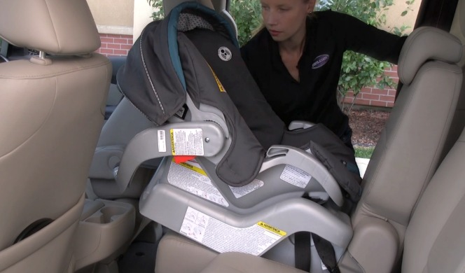 Great resource for families: Cars.com has a vehicle rating system for child seat installation