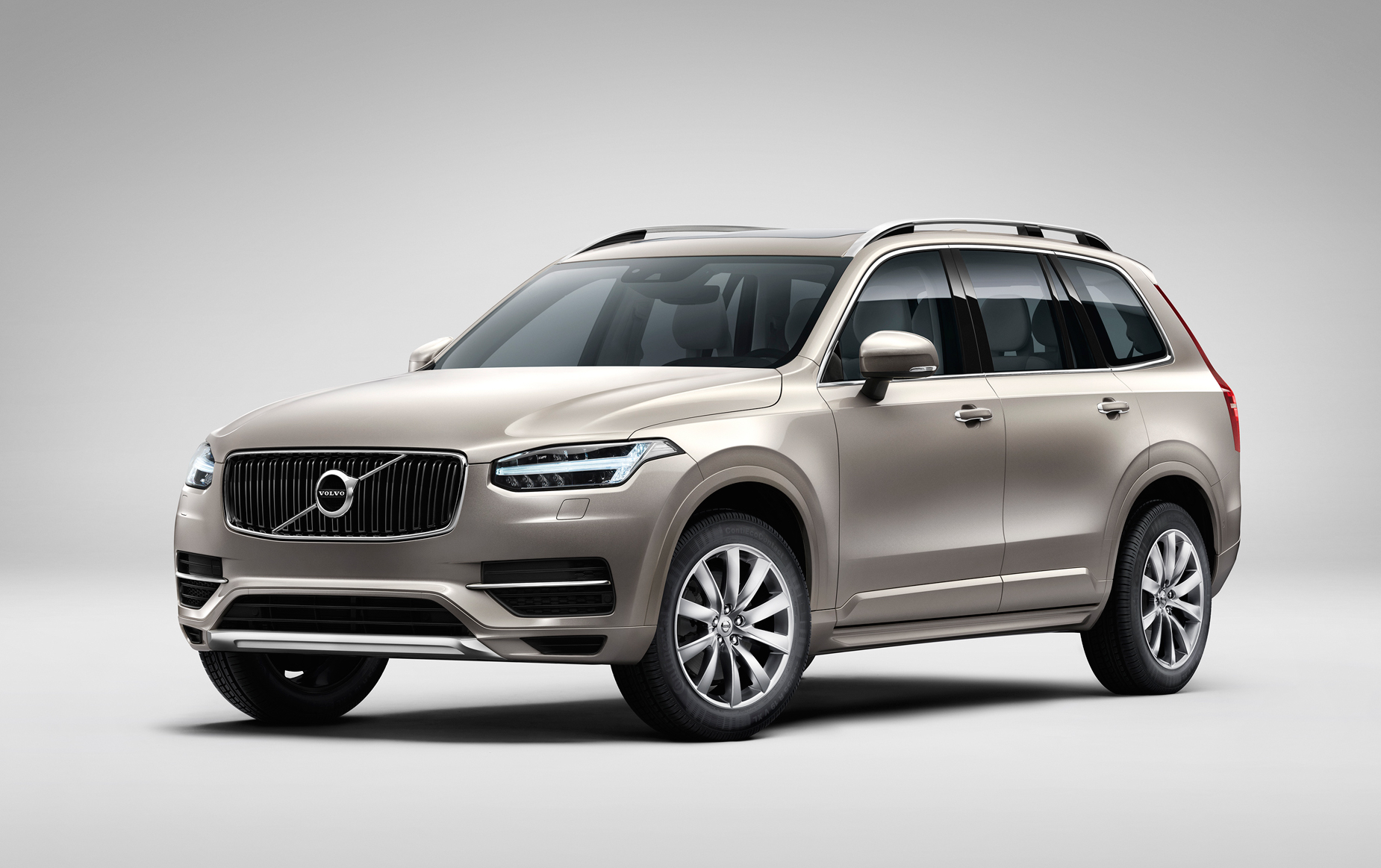 Cars for big families: The 2016 Volvo XC90 is gorgeous, roomy, and fits 3 child safety seats in the second row alone