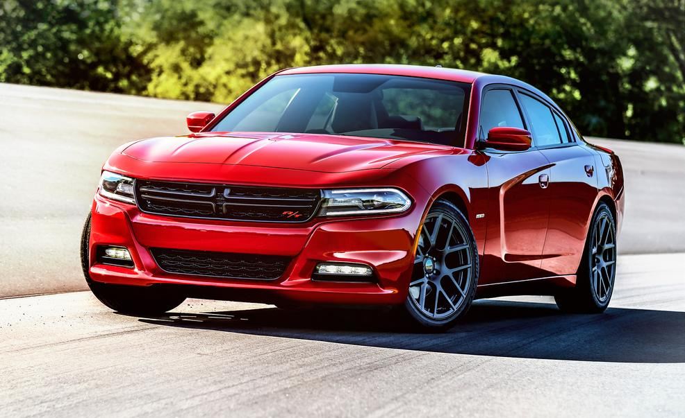 Cars for big families: The Dodge Charger is one of 2 sedans that passed the cars.com test for 3 child seats safely installed in the second row