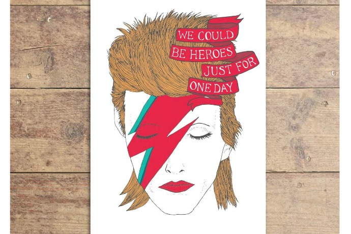 David Bowie, cassette deck memories, and me. | Thinking : Parent
