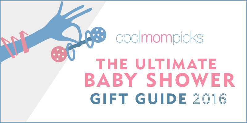 Baby Shower Gift Guide 2016