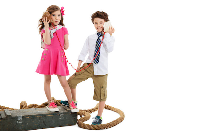 Adaptive clothing for special kids gets more stylish. Thanks, Tommy Hilfiger.