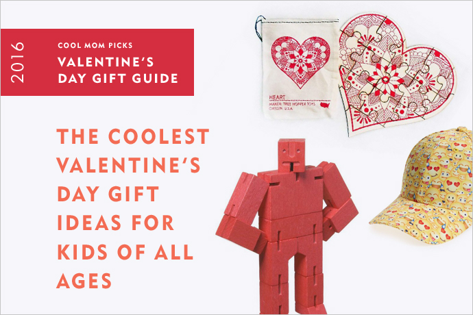 21 cool Valentine's Day gift ideas for kids of all ages | Valentine's Gift Guide 2016