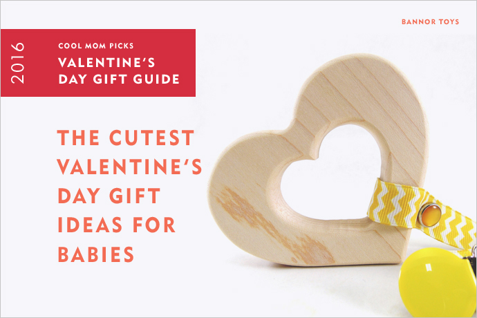 11 of the cutest Valentine's Day gift ideas for babies and toddlers  | Valentine's Gift Guide 2016