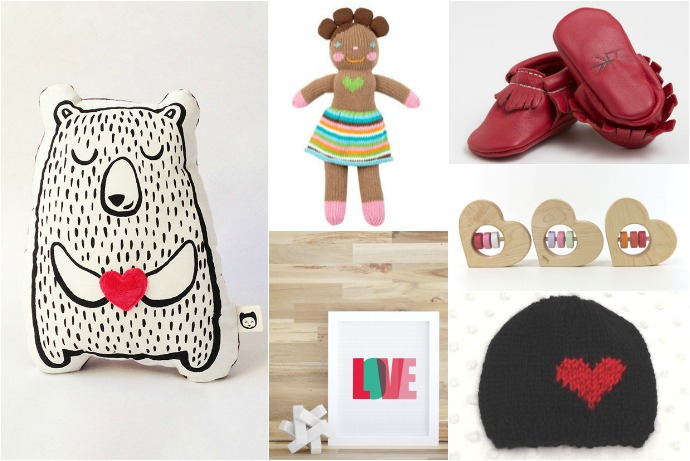11 cute valentine's day gift ideas for babies + toddlers, Ideas