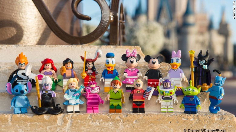 Disney LEGO minifigures are released, but look who's missing.
