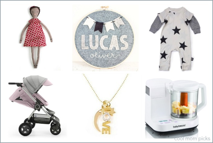 Presenting the 2016 Ultimate Baby Shower Gift Guide! It's back, and bigger than ever.
