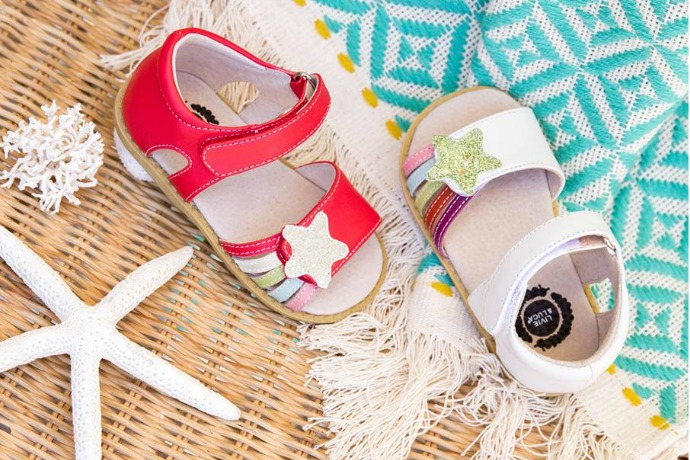 5 ridiculously cute little girls' shoes for spring and summer