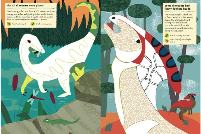 3 brand new nature-themed activity books will keep kids busy…without screens.
