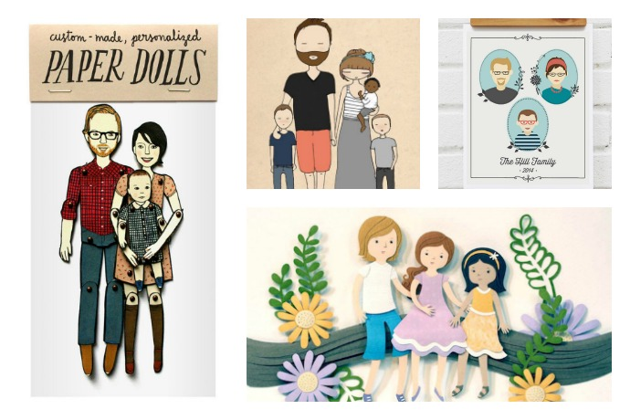 26 of the coolest custom portraits that make seriously amazing gifts
