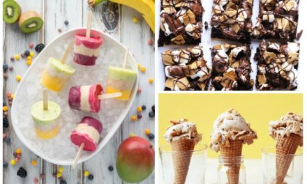 9 outrageous snack recipes kids will love with one very special secret ingredient.