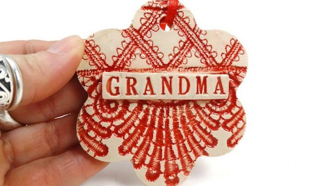 A sweet Mother's Day gift for grandma, or any other name she goes by.
