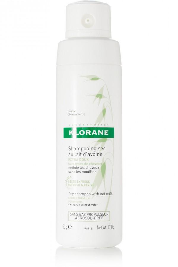 Klorane Dry Shampoo: Beauty Stocking Stuffers