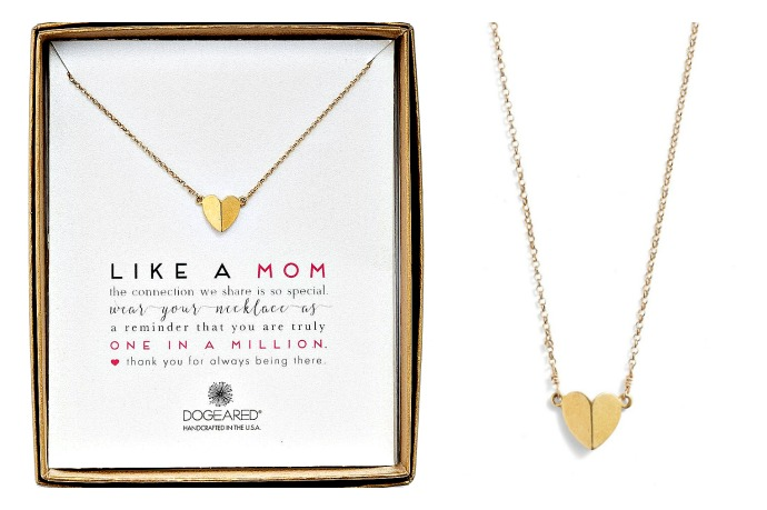 A Mother's Day necklace for anyone who loves you like a mother.
