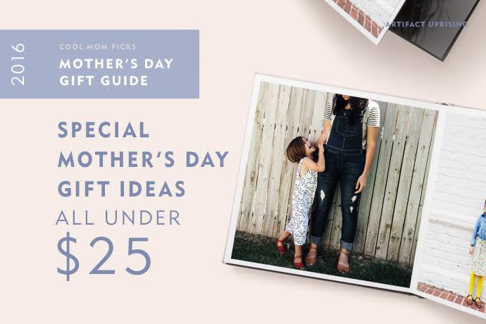 28 Special Mother's Day Gifts Under $25  | 2016 Mothers Day Gift Guide