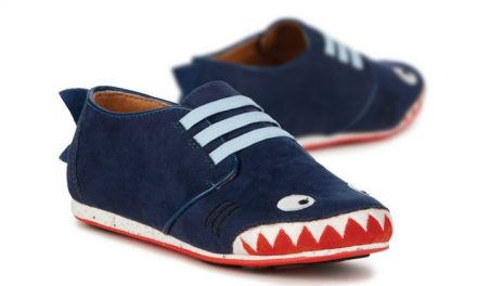 The cutest new kids' sneakers? Found them.