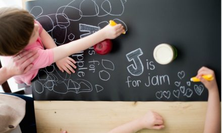 A reusable tablecloth our kids can draw on? Yes, please.