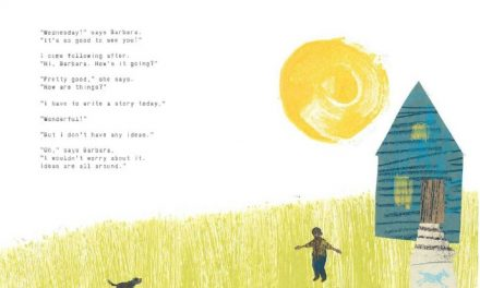 5 inspiring new picture books for National Readathon Day that make kids want to get out and play
