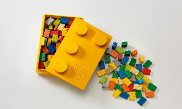 Braille Bricks: the coolest new toy for kids with visual impairments