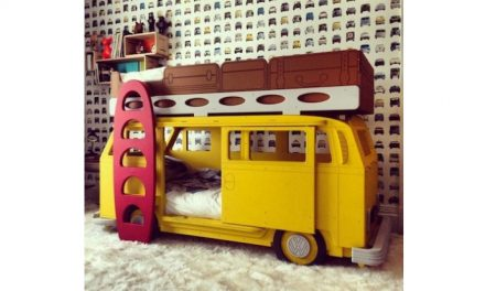 The most outrageous beds and bunk beds for kids. Just, whoa.