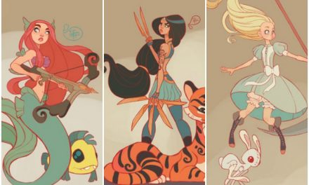 Web coolness: Disney heroines as warrior princesses, baby names that need to come back, best end of year teacher gifts + more!