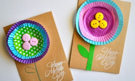 9 sweet, easy handmade Mother's Day cards your kids can make (with maybe just a little help)