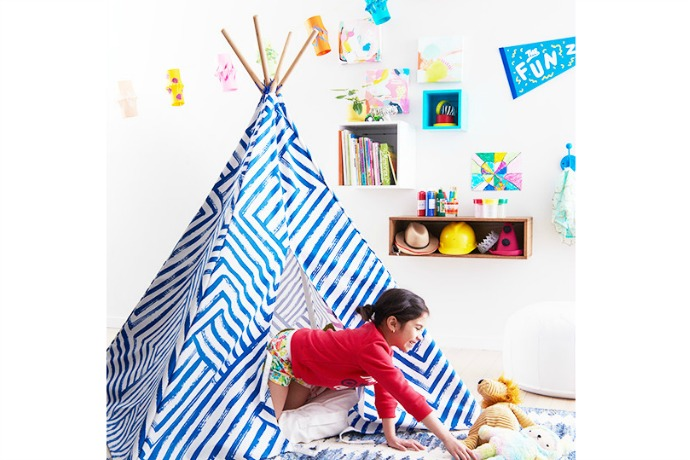 A $2500 shopping spree from The Land of Nod? Win one right here!