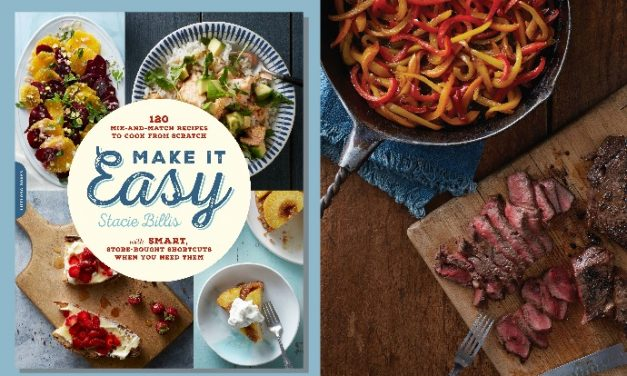Make it Easy: A guilt-free cookbook for busy parents. So, all of us.
