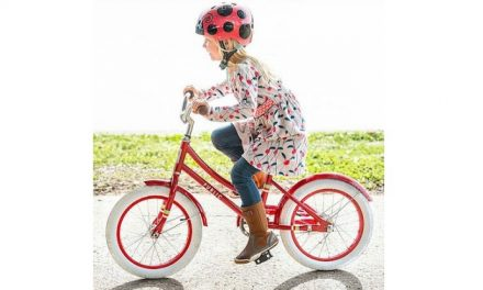 The coolest bike helmets for kids. As in, ones they'll actually want to wear.