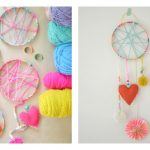 3 DIY dreamcatchers for happy crafting and sweet dreams