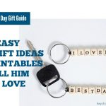 24 wonderful DIY Father's Day gifts, crafts + printables to fill him with love