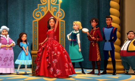 Web Coolness: Disney's first Latina princess, keeping kids reading over the summer, why a dad stunt is going viral
